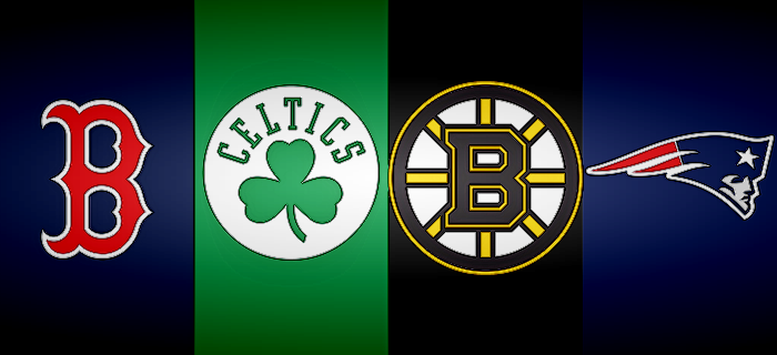 "With Boston sports teams winning at an unprecedented pace, my mantra has become ""Can't beat 'em? Bet 'em."