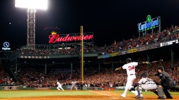 There was no way the Red Sox were turning back after this heroic grand slam by David Ortiz in Game 2 of the 2013 ALCS.