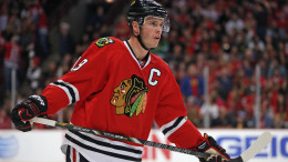 Jonathan Toews and the Blackhawks are an awfully tough out this time of year. (Photo credit: Jonathan Daniel/Getty Images)