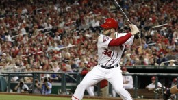 Bryce Harper is looking very much like a National League MVP thus far.