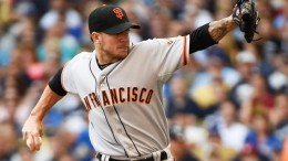 Jake Peavy has won a World Series ring each of the past two years after being acquired via trade midseason.