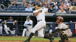 Can Alex Rodriguez duplicate his comeback, 33-homer season in 2016? (Photo credit: Paul Burnett, NY Times)