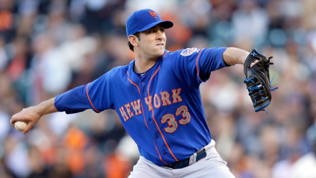Can Matt Harvey pitch the ahead-of-schedule Mets into the World Series?