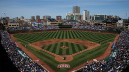 There isn't much that compares to some of baseball's classic ballparks like Wrigley Field (Photo credit: Jerry Lai-USA TODAY Sports)