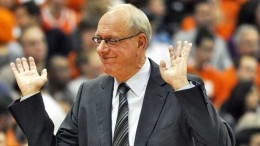 Seemingly against all odds and dressed up as a No. 10 seed, Jim Boeheim's Syracuse team is a win over a No. 15 seed away from yet another Sweet 16 appearance.