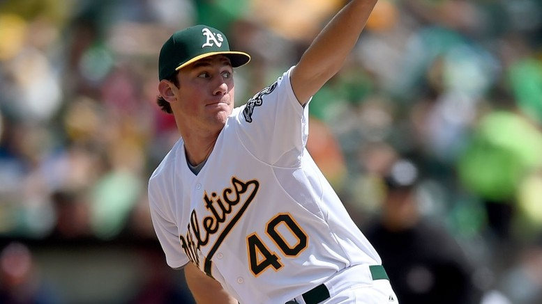 Chris Bassitt hounded Seattle yesterday as the Athletics finished the opening week in first place in the AL West.