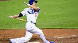 The Dodgers' Corey Seager is a viable NL Rookie of the Year candidate.