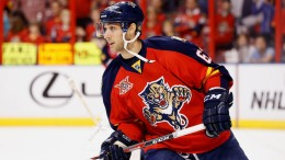 Vincent Trocheck, who is listed as day-to-day, is fifth on the Panthers with 53 points.