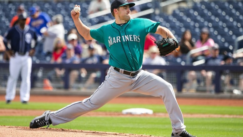 Nathan Karns has been a terrific trade acquisition by the Seattle Mariners.