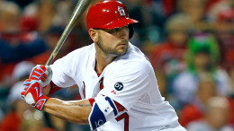 Matt Holliday has already topped last year's home run total and will try to haunt his former team when the Rockies visit Busch Stadium tonight.