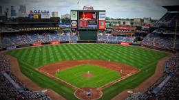 Turner Field has been a difficult place for the Braves to win in 2016, as they are just 1-15 at home.