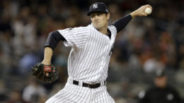 Andrew Miller could be one of several players moved by the Yankees at the trade deadline. (Photo Credit: Adam Hunger/USA TODAY Sports)