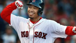 Even in a star-studded, historically-potent lineup, Mookie Betts' 2016 performance stands out as the best.