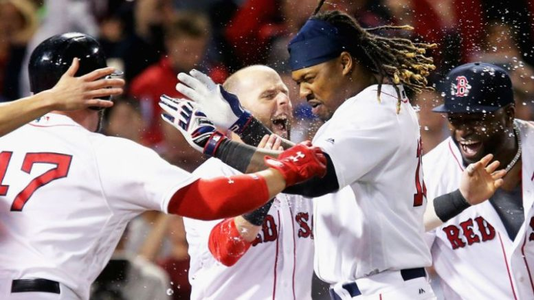 Hanley Ramirez's walk-off homer could be a sign of things to come for the red-hot Red Sox.