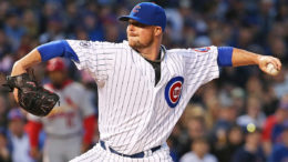 Jon Lester gets the ball in Game 1 for the Cubs as they look to end their 108-year championship drought.