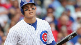 Anthony Rizzo and the Cubs should be well rested for the NLCS against the Dodgers.