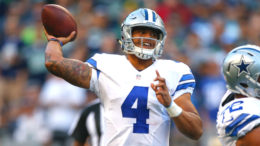 Can Dak Prescott lead the Cowboys to victory in his first career playoff start against the Packers? Perhaps the bigger question is, will he replaced by Tony Romo on Sunday if he struggles?