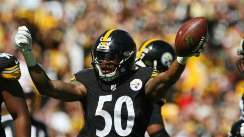 Ryan Shazier and the Steelers defense has been hot of late, holding opponents to 17.3 points per game during the team's seven-game winning streak.