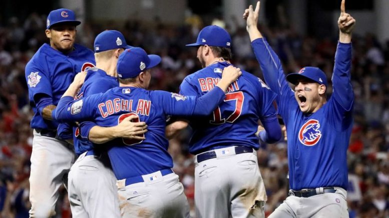 The Chicago Cubs' thrilling Game 7 win over the Cleveland Indians was just one of many memorable moments from professional sports championship games in the past year.